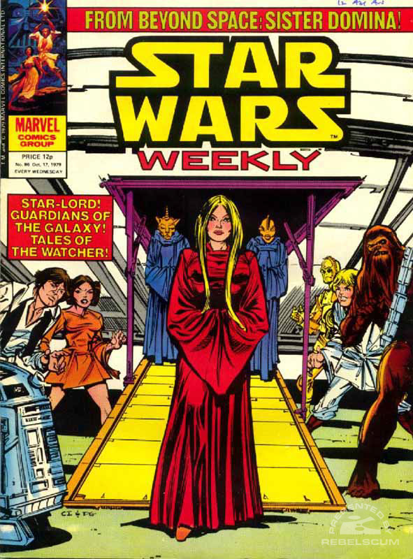 Star Wars Weekly #86