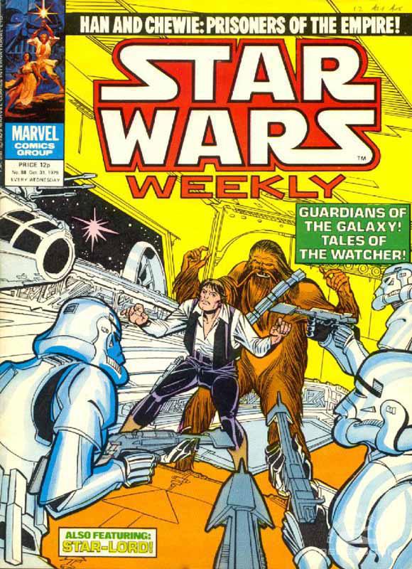 Star Wars Weekly #88