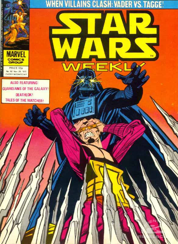 Star Wars Weekly #92