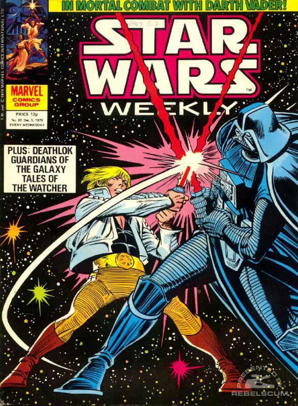 Star Wars Weekly #93