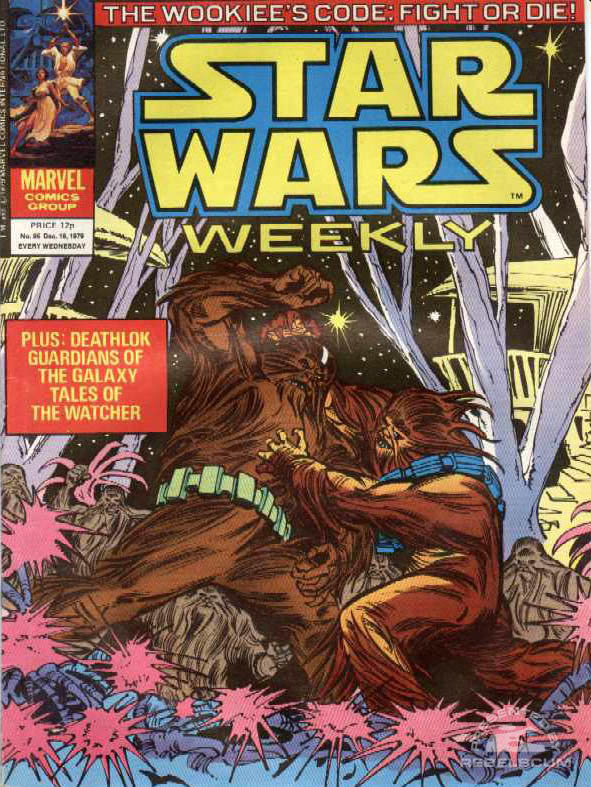 Star Wars Weekly #95