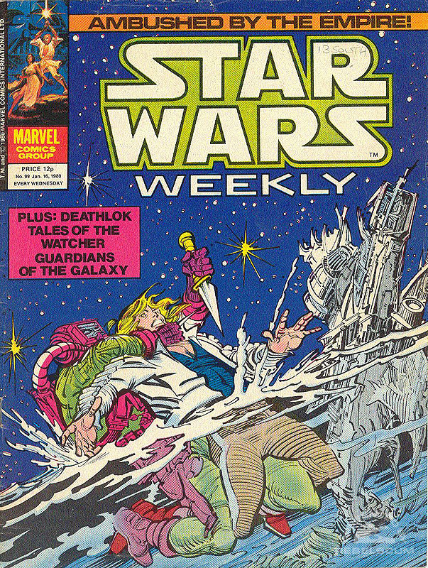 Star Wars Weekly #99