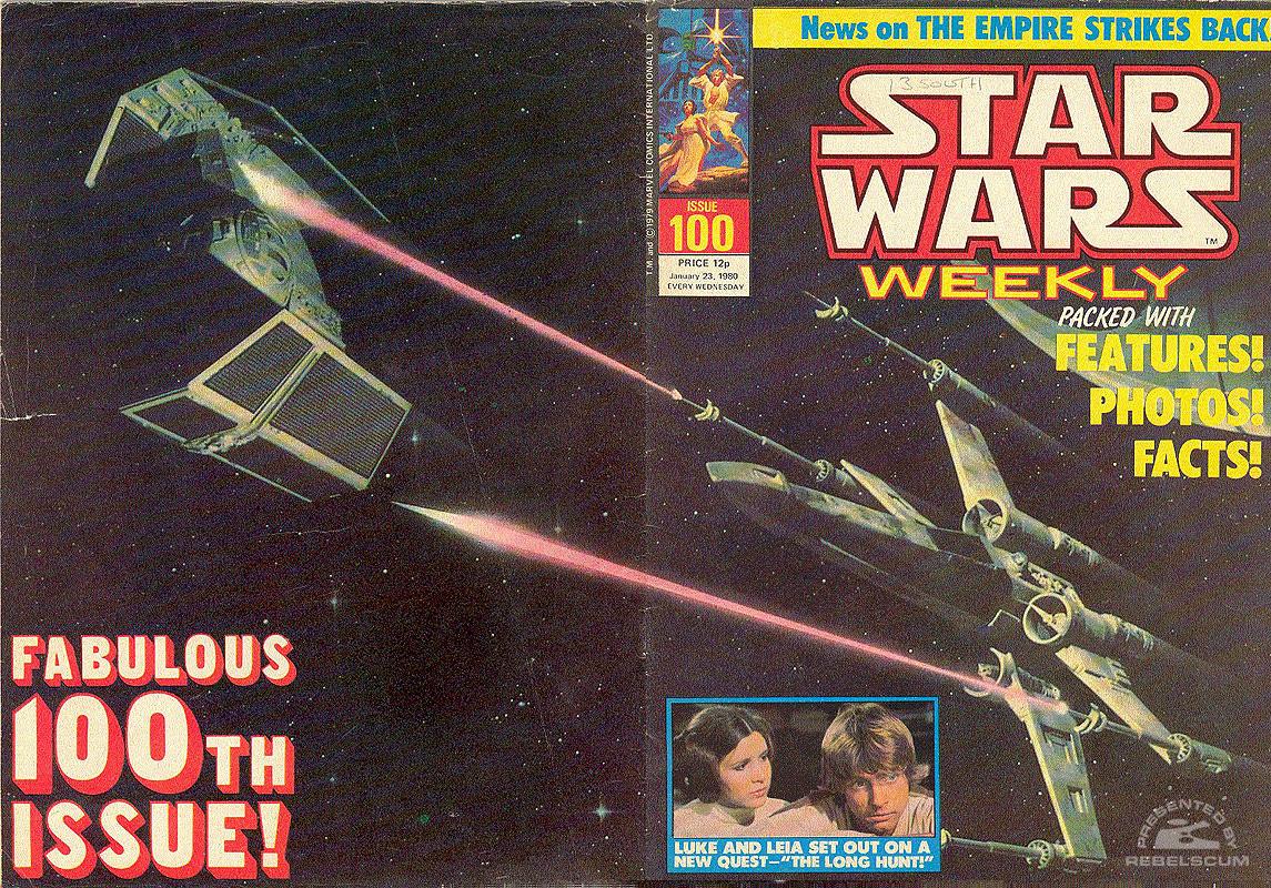 Star Wars Weekly #100