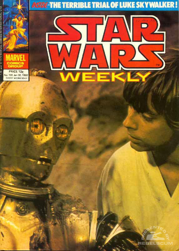 Star Wars Weekly #101