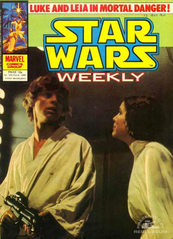 Star Wars Weekly #102