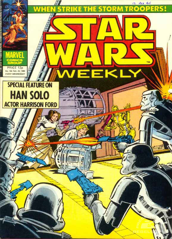 Star Wars Weekly #104