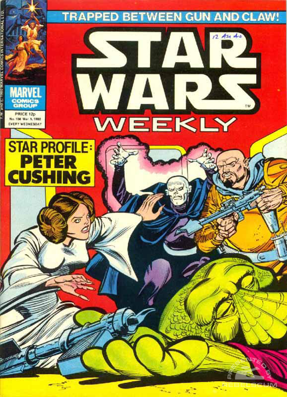 Star Wars Weekly #106