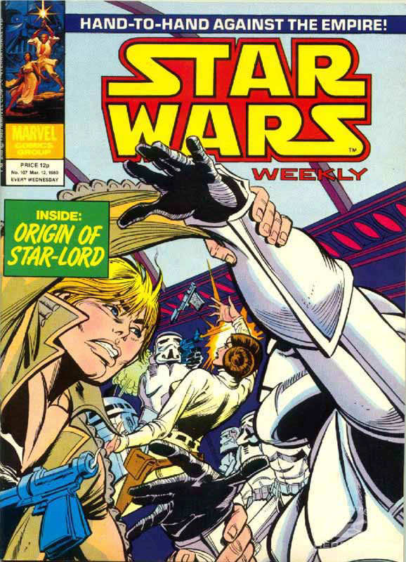 Star Wars Weekly #107