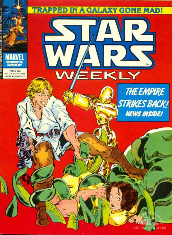 Star Wars Weekly #116