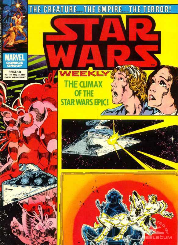 Star Wars Weekly #117