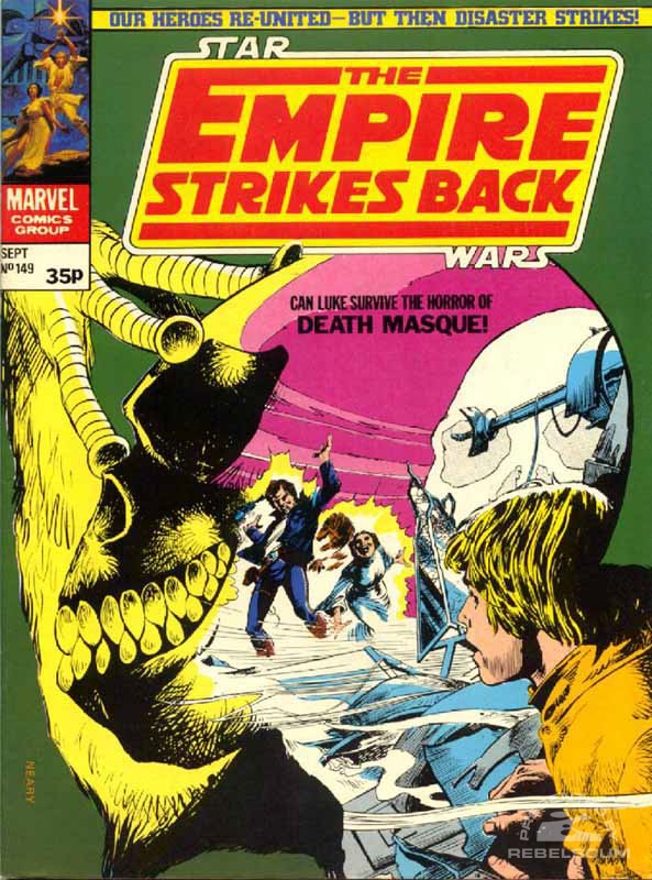 The Empire Strikes Back Monthly #149