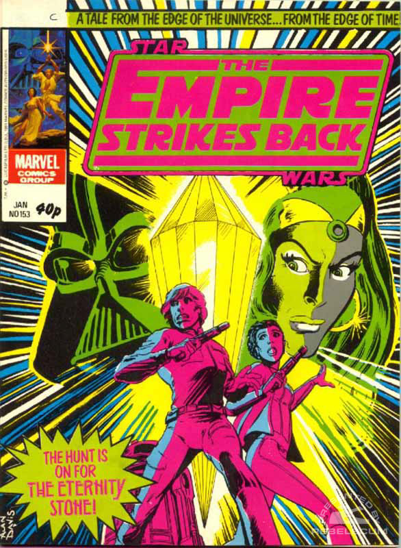 The Empire Strikes Back Monthly #153