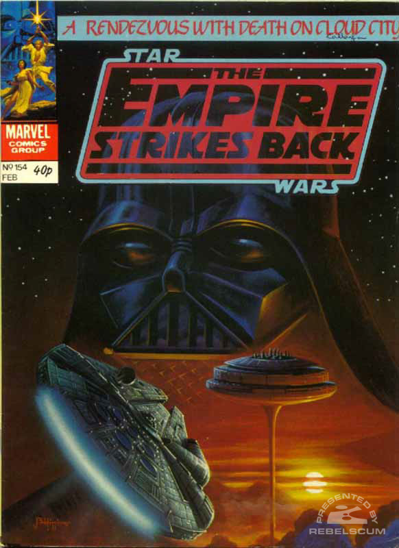 The Empire Strikes Back Monthly #154