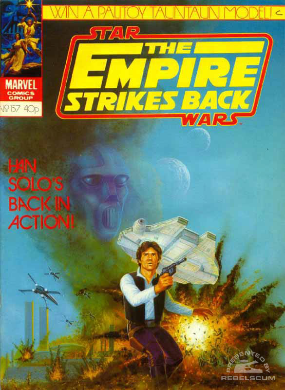 The Empire Strikes Back Monthly #157