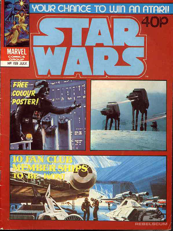 Star Wars Monthly #159