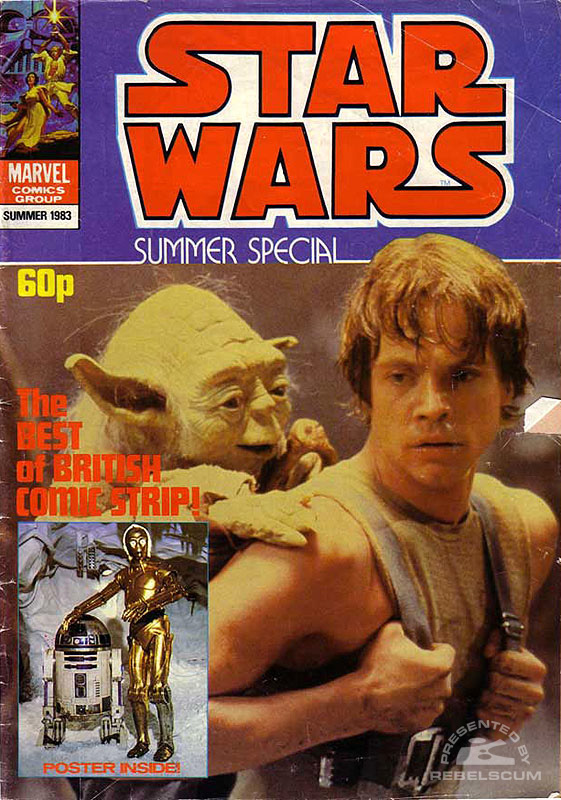 Star Wars 1983 Summer Special