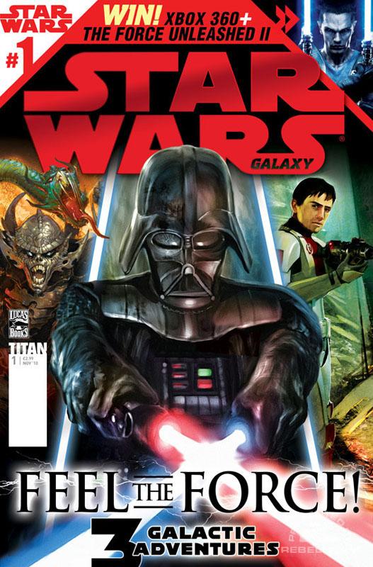 Star Wars Galaxy #1