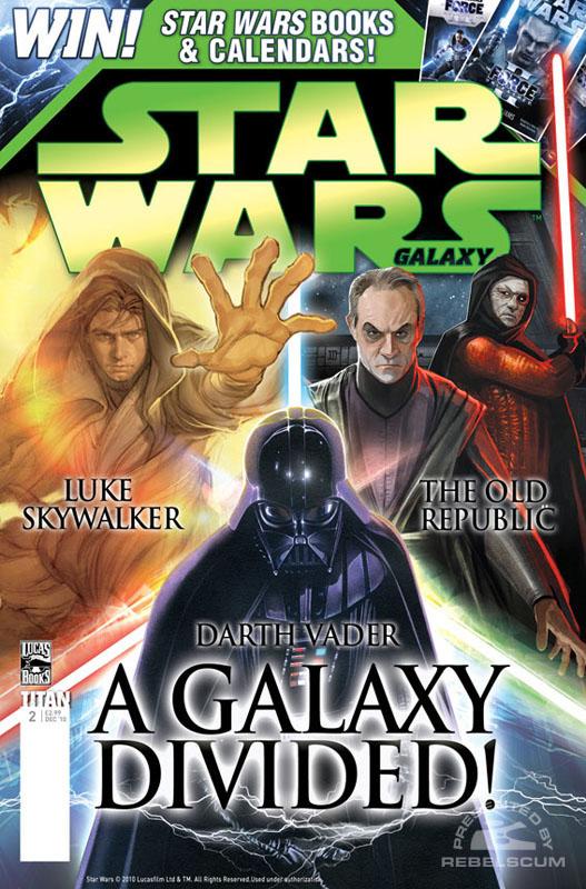 Star Wars Galaxy #2