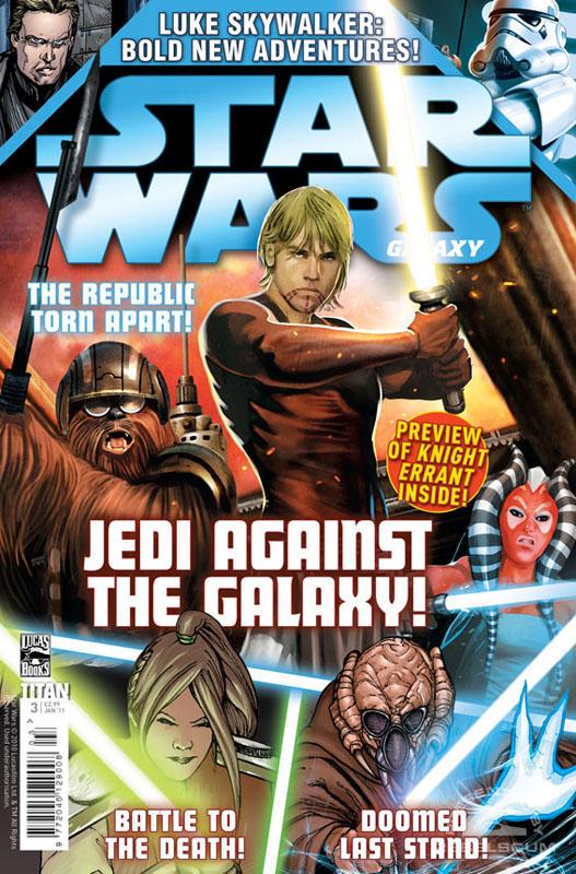 Star Wars Galaxy #3