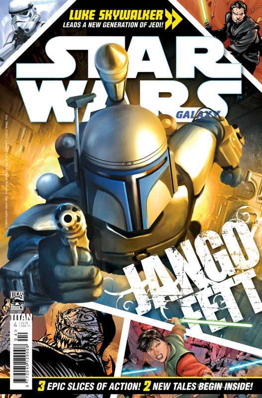 Star Wars Galaxy #4