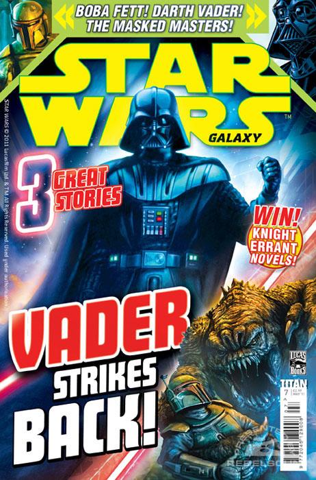 Star Wars Galaxy #7