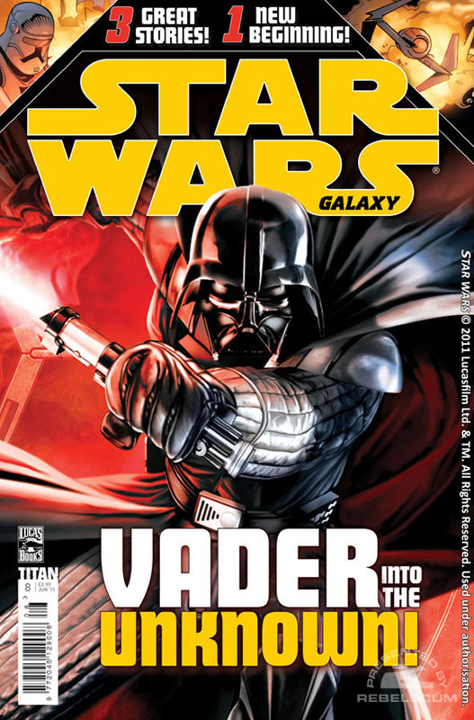 Star Wars Galaxy #8