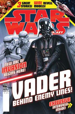 Star Wars Galaxy #9