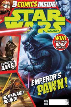 Star Wars Galaxy Magazine #10 Winter 1997