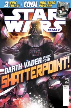 Star Wars Galaxy Magazine #11 May 1997