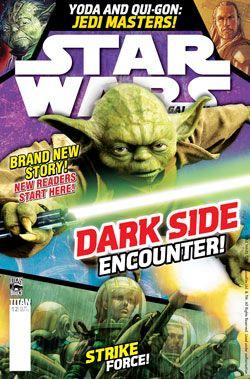 Star Wars Galaxy Magazine #12 August 1997