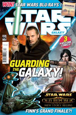 Star Wars Galaxy Magazine #13 December 1997