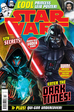 Star Wars Galaxy #14