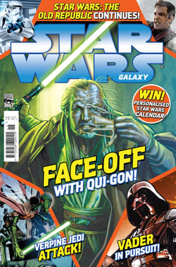 Star Wars Galaxy #15