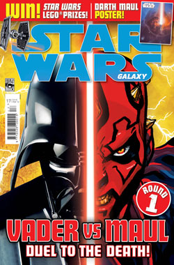 Star Wars Galaxy #17