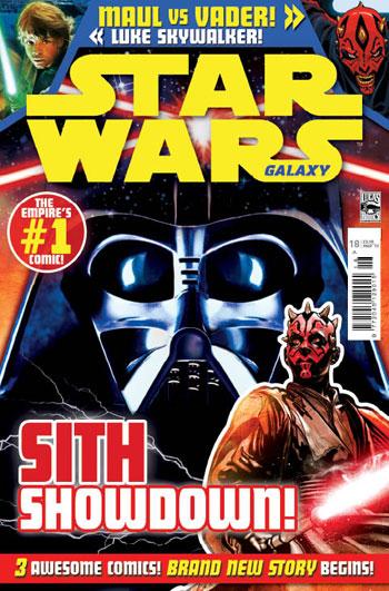 Star Wars Galaxy #18