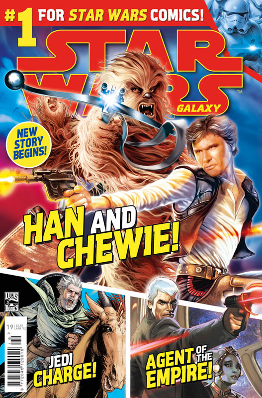 Star Wars Galaxy #19