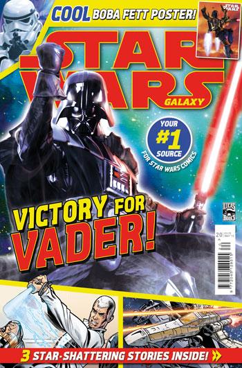 Star Wars Galaxy #20