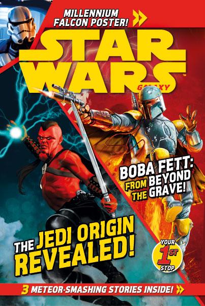 Star Wars Galaxy #23