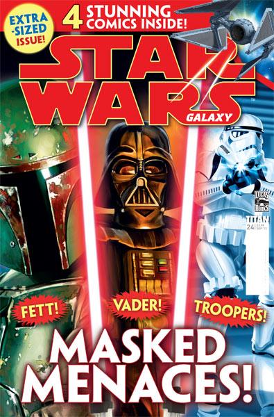 Star Wars Galaxy #24