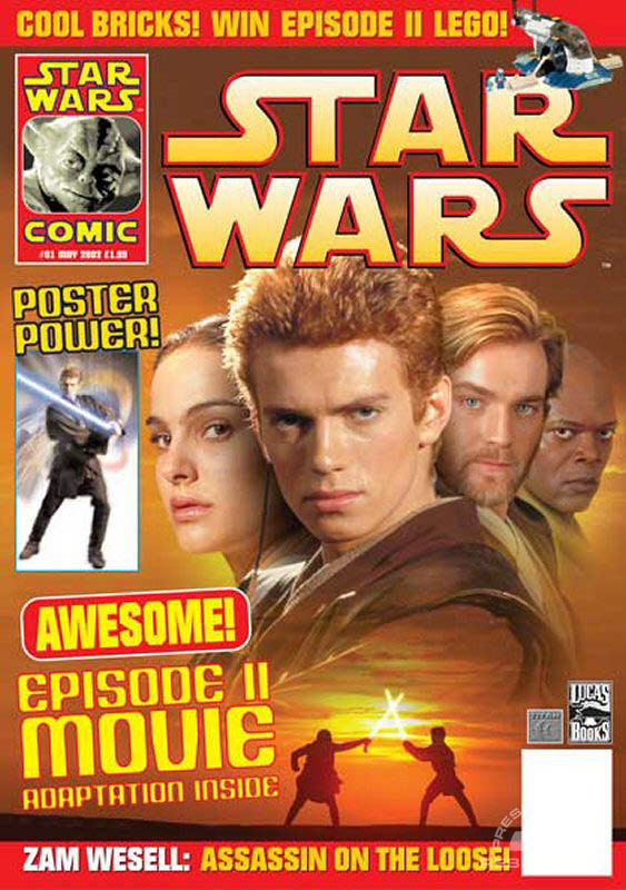 Star Wars Comic (3.1)