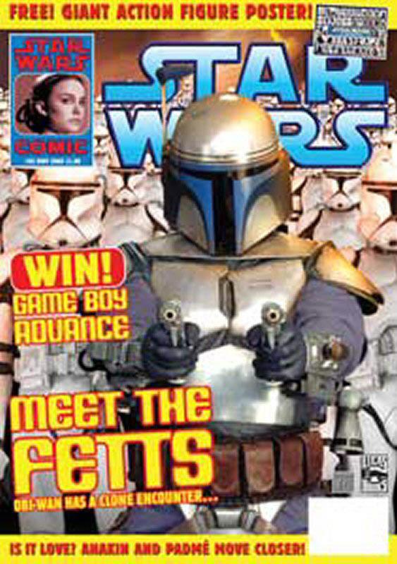 Star Wars Comic (3.3)