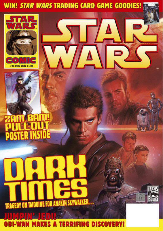 Star Wars Comic (3.4)
