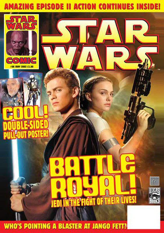 Star Wars Comic (3.6)