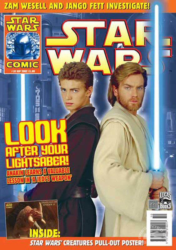 Star Wars Comic (3.10)