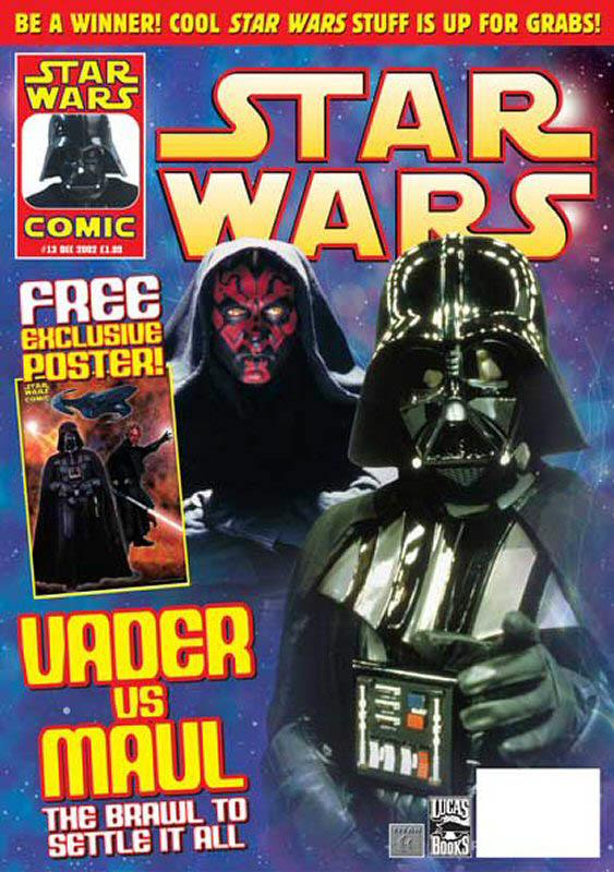 Star Wars Comic (3.13)