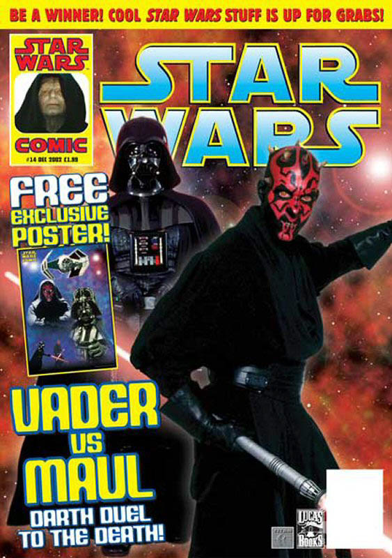 Star Wars Comic (3.14)