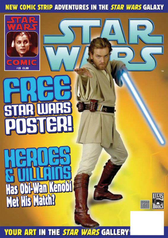 Star Wars Comic (3.15)