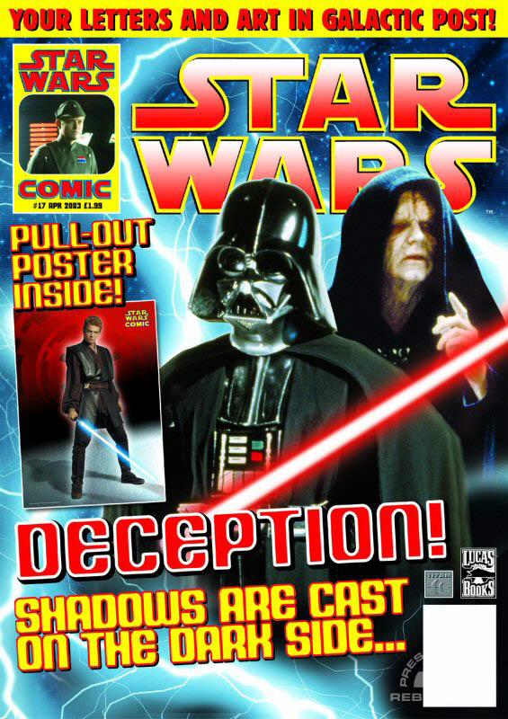 Star Wars Comic (3.17)