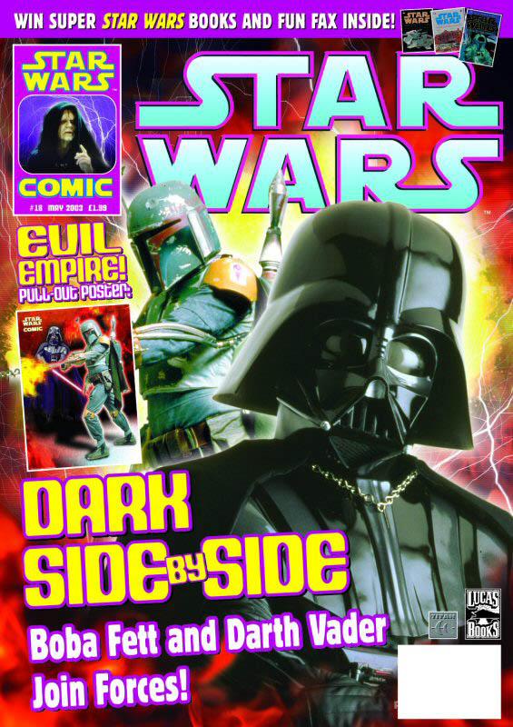 Star Wars Comic (3.18)