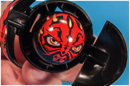 Star Wars DaGeDar Dag Racers - SW040 Darth Maul